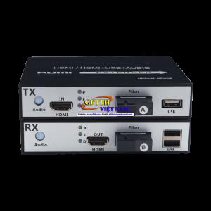 Nestor HDMI thu phát quang hdmi + USB thu phát quang hdmi trong đó