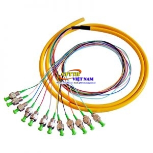 Dây nhảy quang FC/APC Multimode, Dây Pigtail LC giá rẻ tại Hà Nội