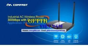 Comfast cf-CF-WR610N 300 Mbps