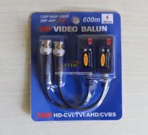 Balun cho camera quan sát chuẩn HD