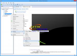 Tự động khởi động máy ảo với VMware Workstation